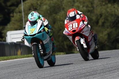 Ab der Saison 2022: Aufwärmtrainings von Moto3 und Moto2 verkürzt