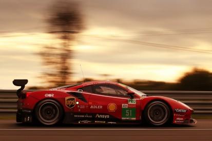 25 PS weniger! Ferrari tobt über BoP-Änderung in WEC-Titelkampf