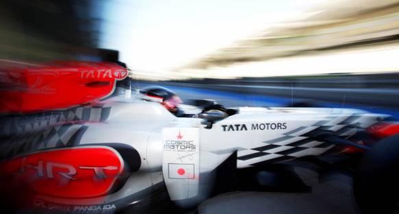 HRT tüm Formula 1 çarpışma testlerinden geçti