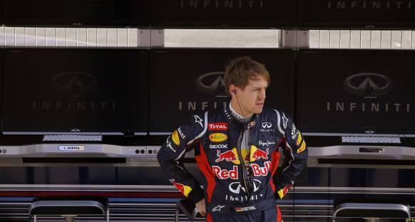 Vettel: Şu ana kadar çok iyiyiz