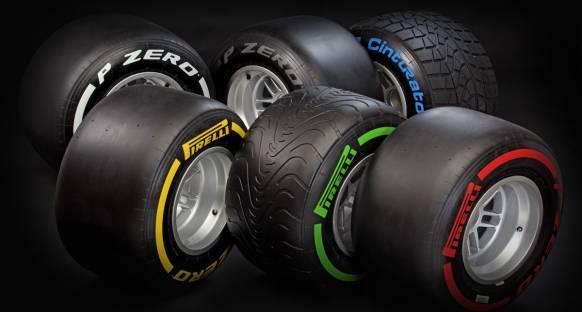 Pirelli ilk yarışların lastiklerini açıkladı