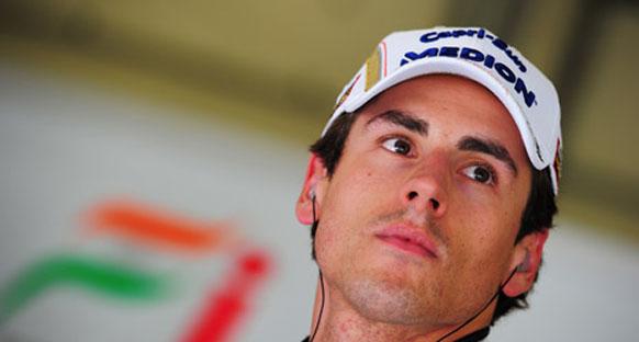 Force India: Sutil'in ayrılmasının Lux meselesiyle alakası yok