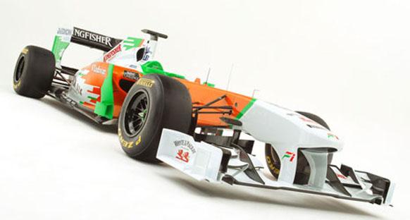Force India yeni aracını Silverstone'da tanıtacak