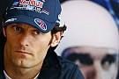 Webber: 2012'de bırakacağımı sanmayın!