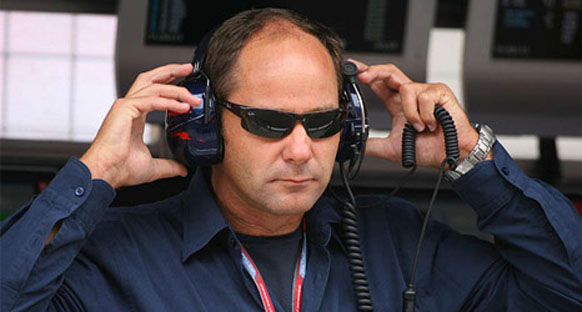 Boullier out, Berger in