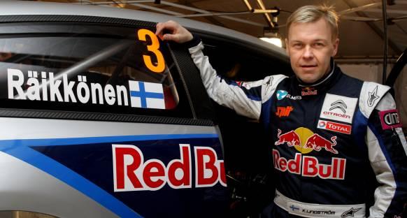 Lindström: Kimi'nin asıl işi F1, ralli ise hobisi
