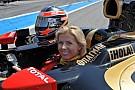 F1'e bayan pilot geliyor