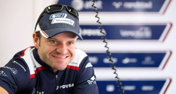 Barrichello'nun tek isteği rekabetçi bir araç