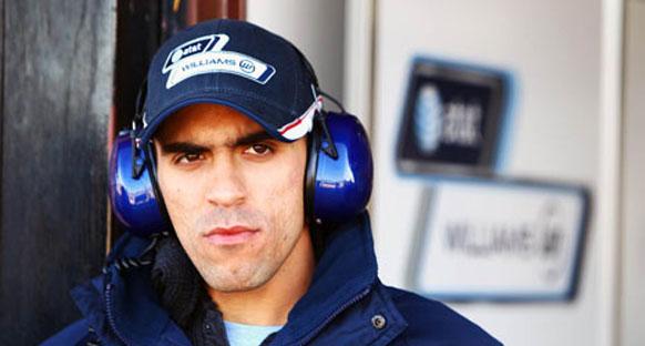 Maldonado Abu Dabi'de 10 sıra geriden başlayacak