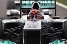 Schumacher: Yazık oldu