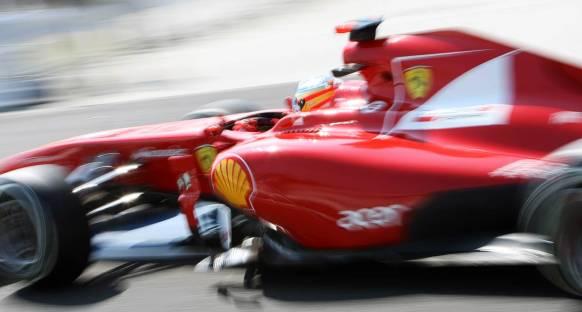 Alonso: En azından Webber'i geçtik