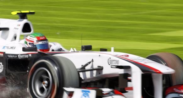 Sauber yeni parçalardan daha fazlasını bekliyor