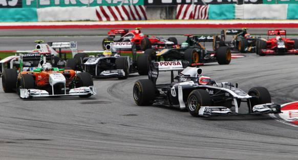 Williams'ın hedefi duble finiş