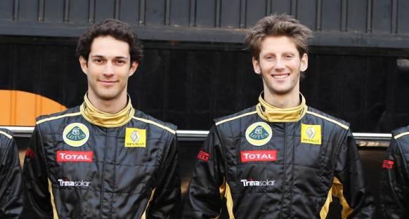 Renault'nun 2012 için dört pilot adayı var