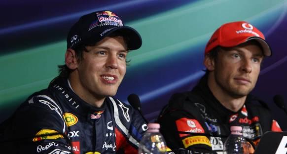 Vettel: Bu kadar farkı ben de beklemiyordum