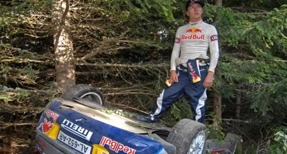 Raikkonen WRC klasmanından çıkarıldı