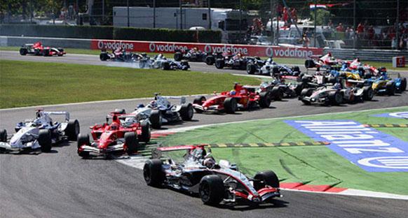 Monza'da Kazananlar