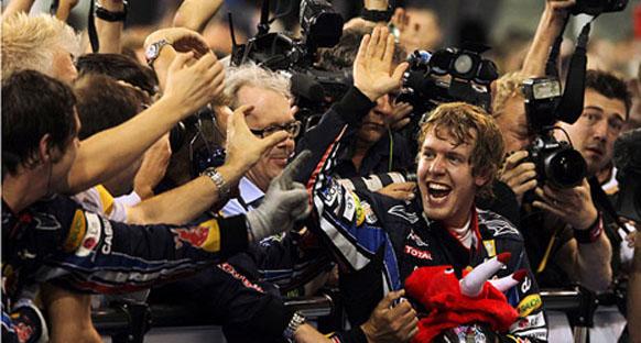 Yorumcular Vettel'in şampiyonluğunda birleşti