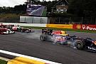 Vettel: Tek korkumuz kabarcıklı lastiklerdi