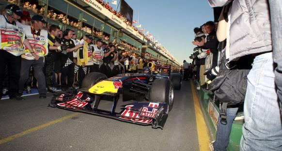 Tost: Vettel uzun dönem Red Bull'da kalmalı