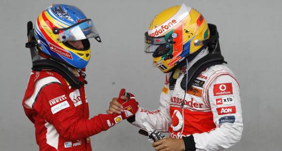 Alonso: Lewis'in gelmesi problem olmaz