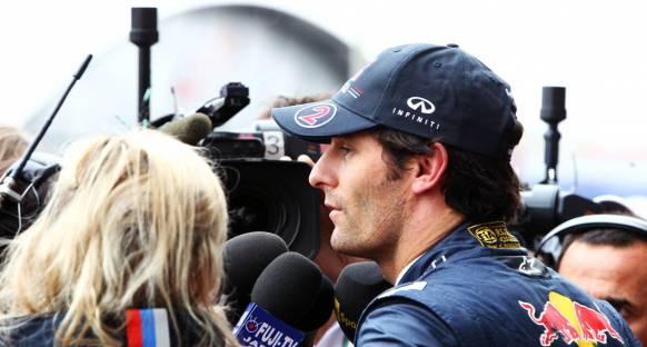Webber: Takım emri bir daha olmayacak