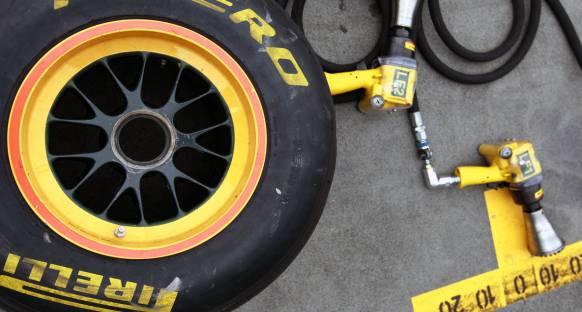 Pirelli'nin yeni test pilotu Grassi