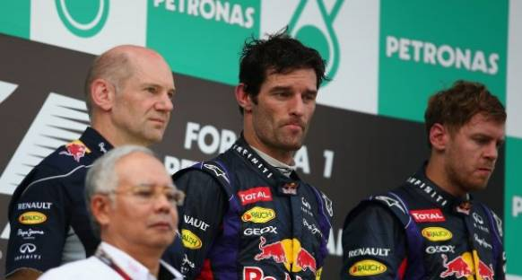 Webber: Vettel'i Yenebilecek Tek Kişi Benim