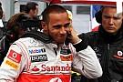 Hamilton daha sakin bir yarış istiyor