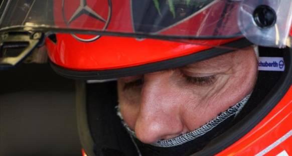 Schumacher: Üzülsem mi, sevinsem mi?