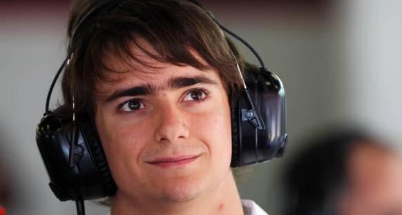 Sauber yedek pilotu Gutierrez: Yarışmaya hazırdım