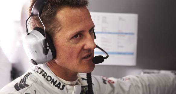 Schumi,  Vettel'e yardım ettiği iddiasını yalanladı