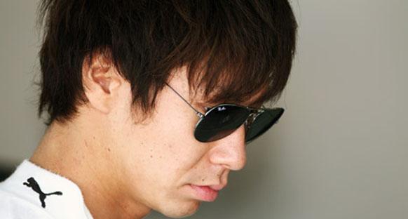 Sauber son çizgiden başlayacak olan Kobayashi'ye güveniyor