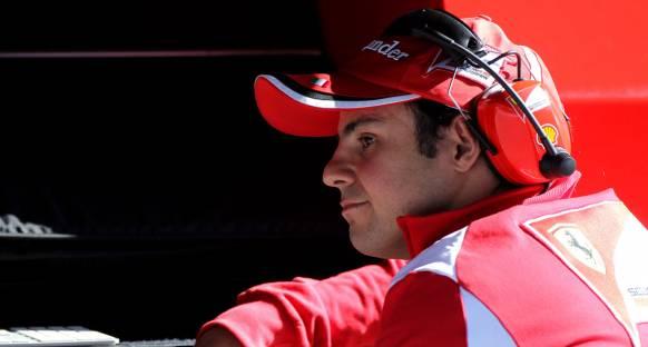 Massa için üç Ferrari
