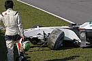 FIA'ya 'kokpit güvenliği' çağrısı