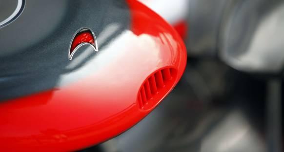 McLaren yenilikler için Çin'i zorluyor
