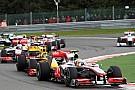 Shell Belçika GP'nin isim sponsoru oldu
