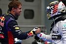 Horner: Vettel-Hamilton ihtimali mümkün