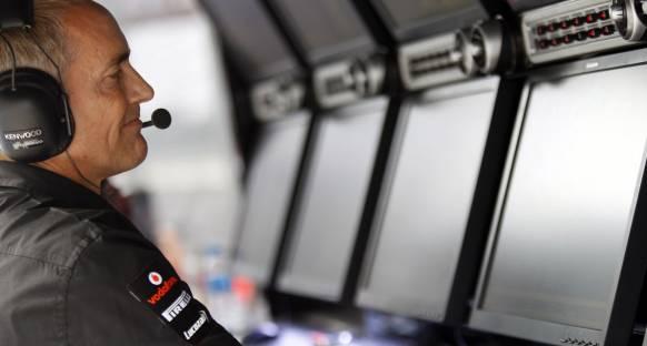 Whitmarsh, Pirelli lastiklerini savundu
