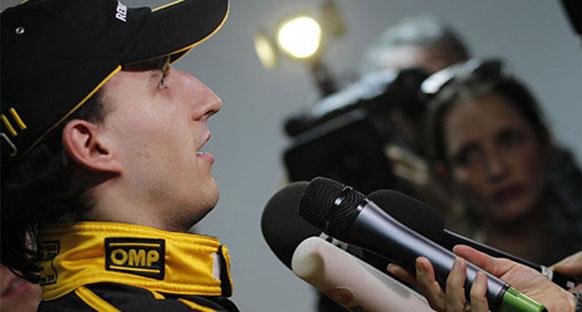 Kubica bu sezon pistte dönme sözü verdi