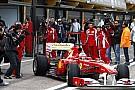 Alonso testlerin ilk gününden memnun kaldı