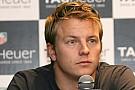 Raikkonen 2011'de kendi takımında yarışacak