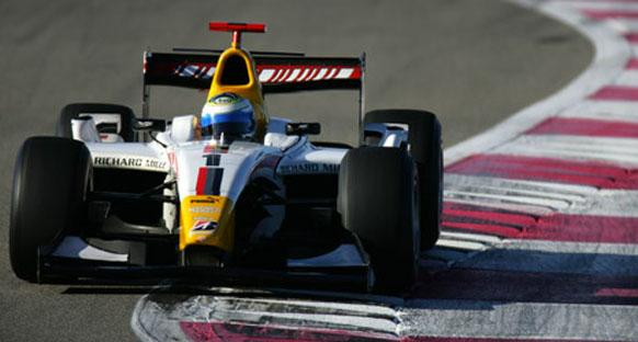 Filippi, Formula 1'de yarışmak istiyor