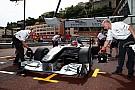 Mercedes 2010'un en hızlı pit mürettebatı oldu