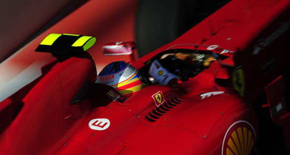Alonso: Ferrari'nin Pirelli'ye geçişi çok yumuşak olacak