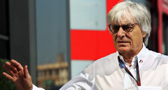 Ecclestone: F1 benim dönemimde hisselerini satmayacak