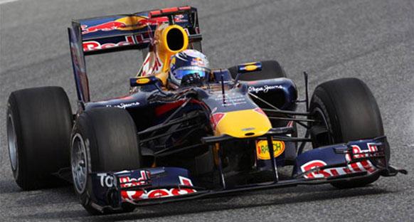 Japonya Grand Prix Cuma 1. antrenmanları - Vettel lider
