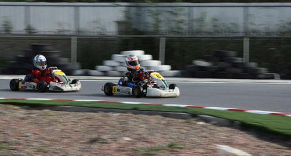 Karting'de sıradaki durak İzmir