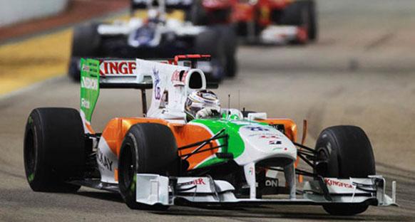 Force India, Sutil'in cezasına itiraz edecek