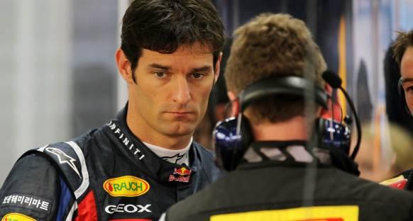 Webber puan farkını önemsemiyor